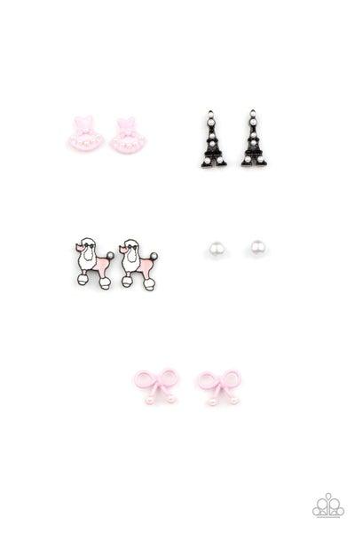 Starlet Shimmer - Parisian Earrings