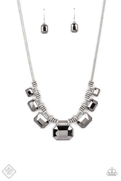 Urban Extravagance - Silver