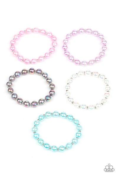 Starlet Shimmer - Iridescent  Bracelets