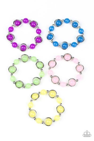 Starlet Shimmer - Bracelets Silver Rings