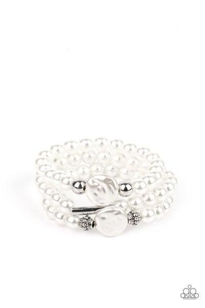 Exquisitely Elegant - White