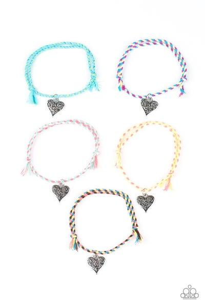 Starlet Shimmer - Sliding Knot Bracelets