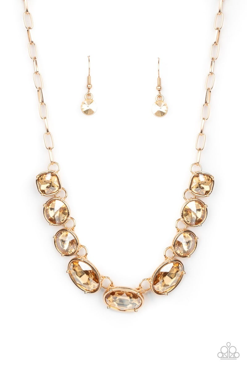 Gorgeously Glacial - Gold