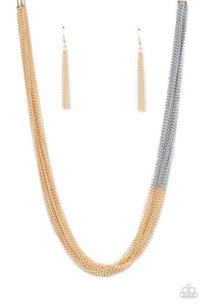 Metallic Merger - Gold