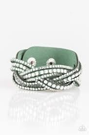 Bring On The Bling - Green