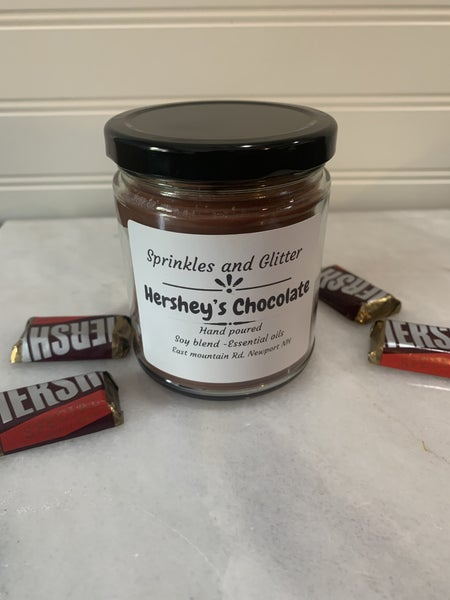Hershey's Chocolate Candle