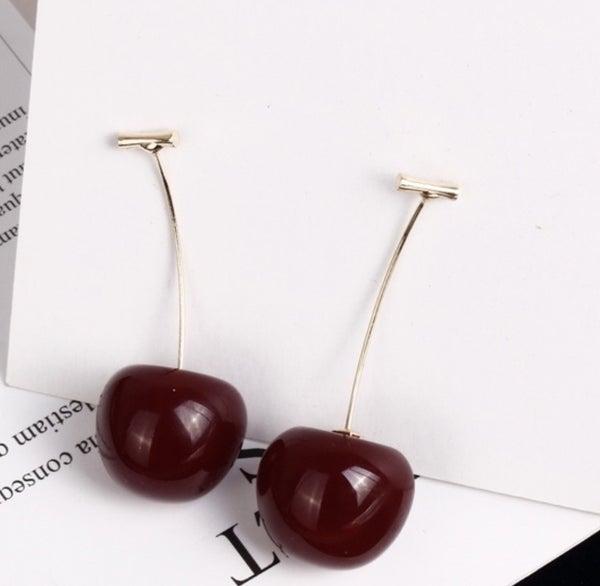 Very Cherry Earrings