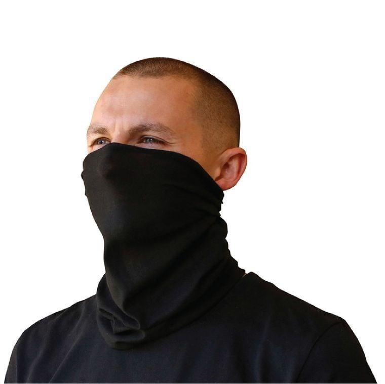 Black face-masks (11 uses)
