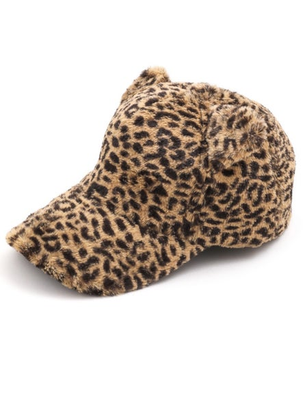 Leopard Ears Hat
