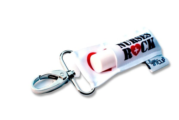 Nurses Rock Lippy Clip
