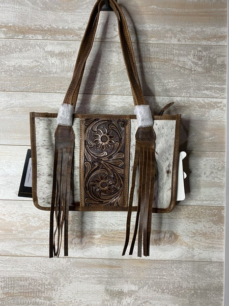 American Darling Leather satchel