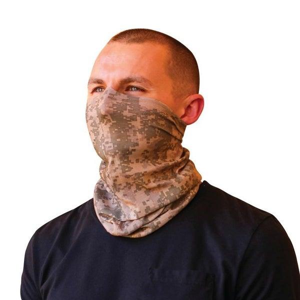 Desert Camo Face-mask (11 ways to wear)