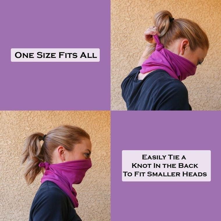 USA Face-mask (11 uses)