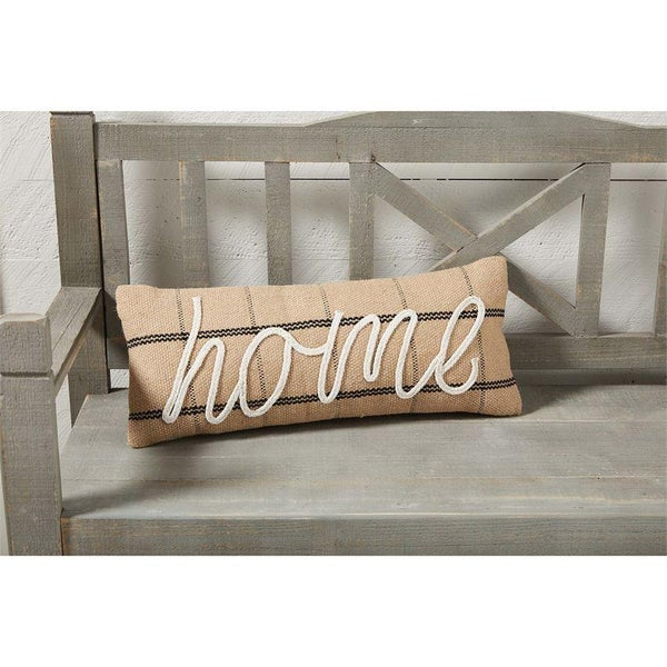 JUTE HOME PILLOW