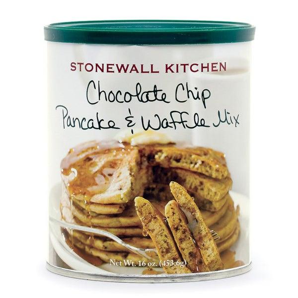 Chocolate Chip Pancake and Waffle Mix