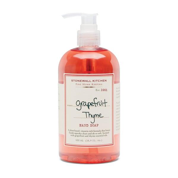 Grapefruit Thyme Hand Soap