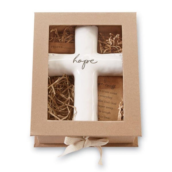 HOPE PRAYER CROSS