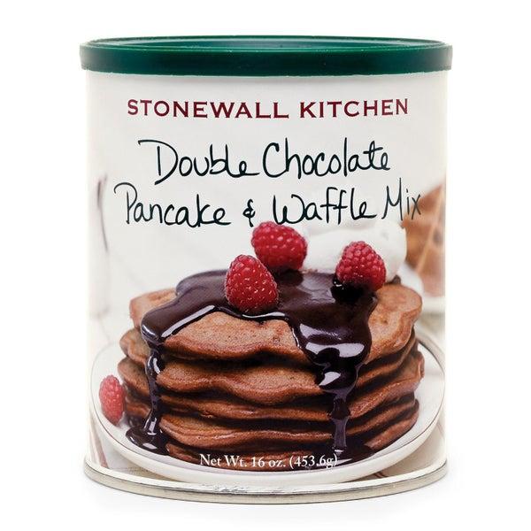 Double Chocolate Pancake and Waffle Mix