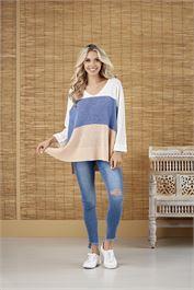Lincoln Colorblock Sweater
