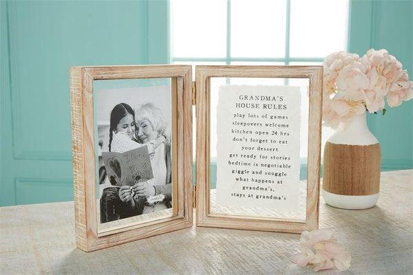 4 X 6 Hinged Grandma Frame