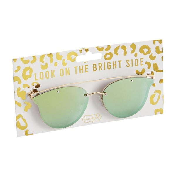 Party Sunglasses- Green