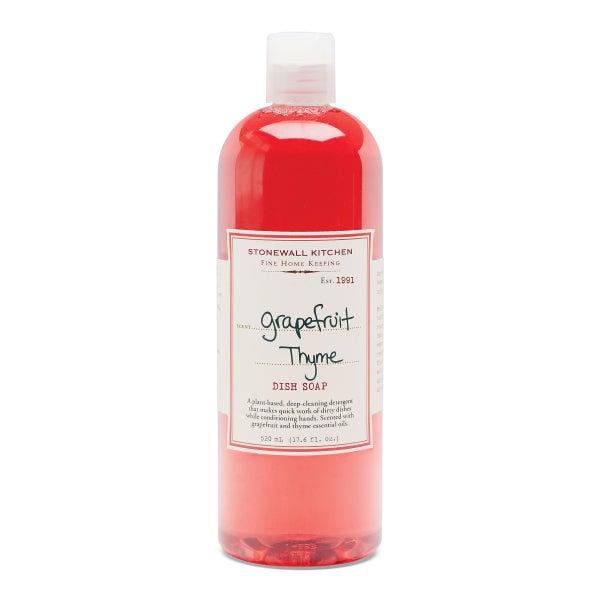 Grapefruit Thyme Dish Soap