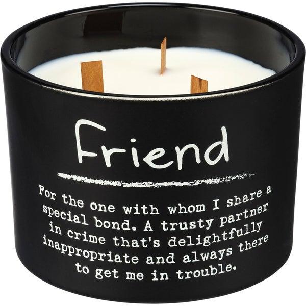 Jar Candle - Friend