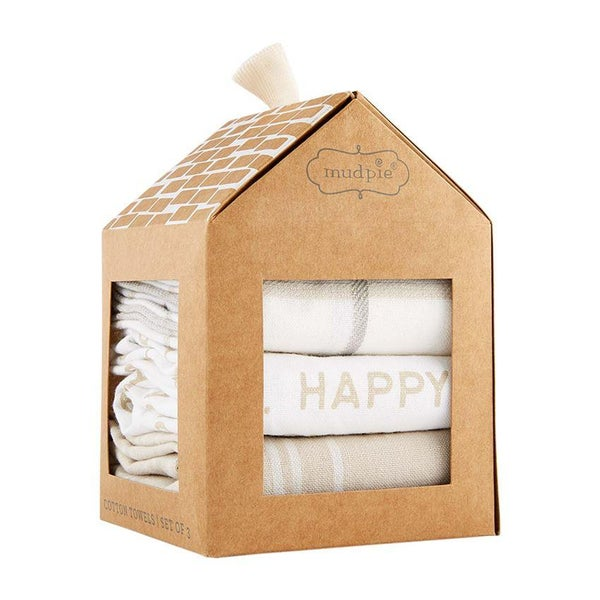 HAPPY PLACE TOWEL SET