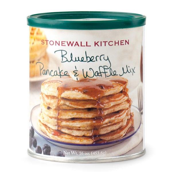 Blueberry Pancake and Waffle Mix