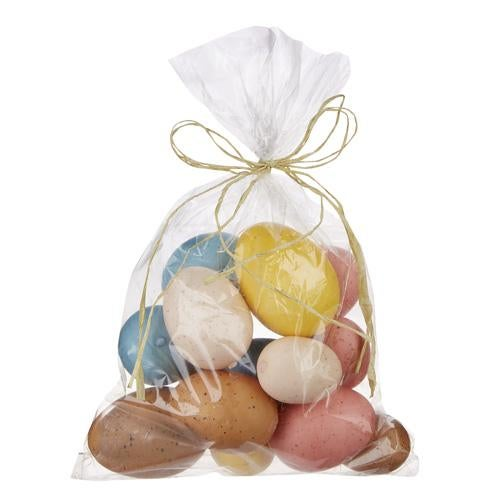 Bag of Colorful Eggs