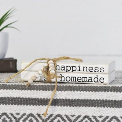 HAPPINESS IS HOMEMADE 2 BOOK BUNDLE