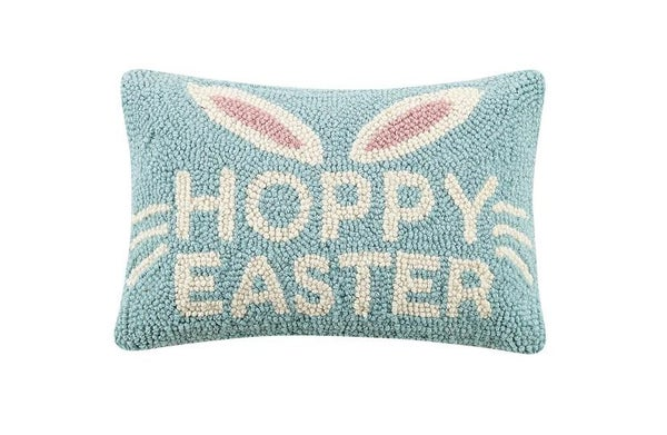 Hoppy Easter Hook Pillow