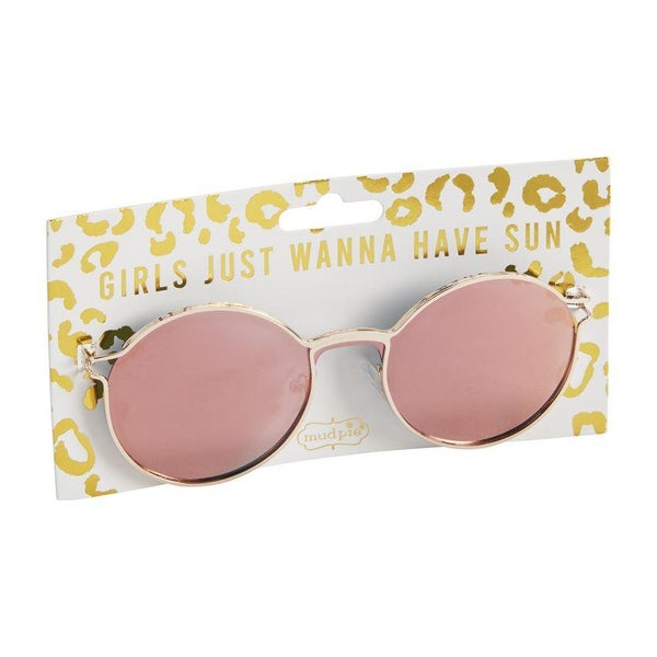 Party Sunglasses- Blush