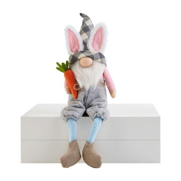 Carrot Dangle Leg Gnome