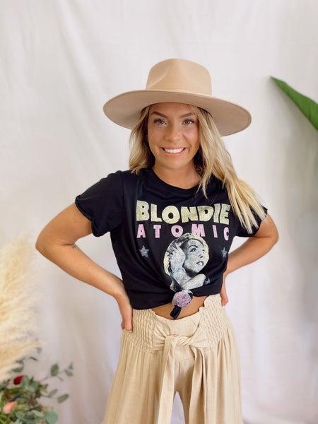 Blondie Atomic Tee by Recycled Karma