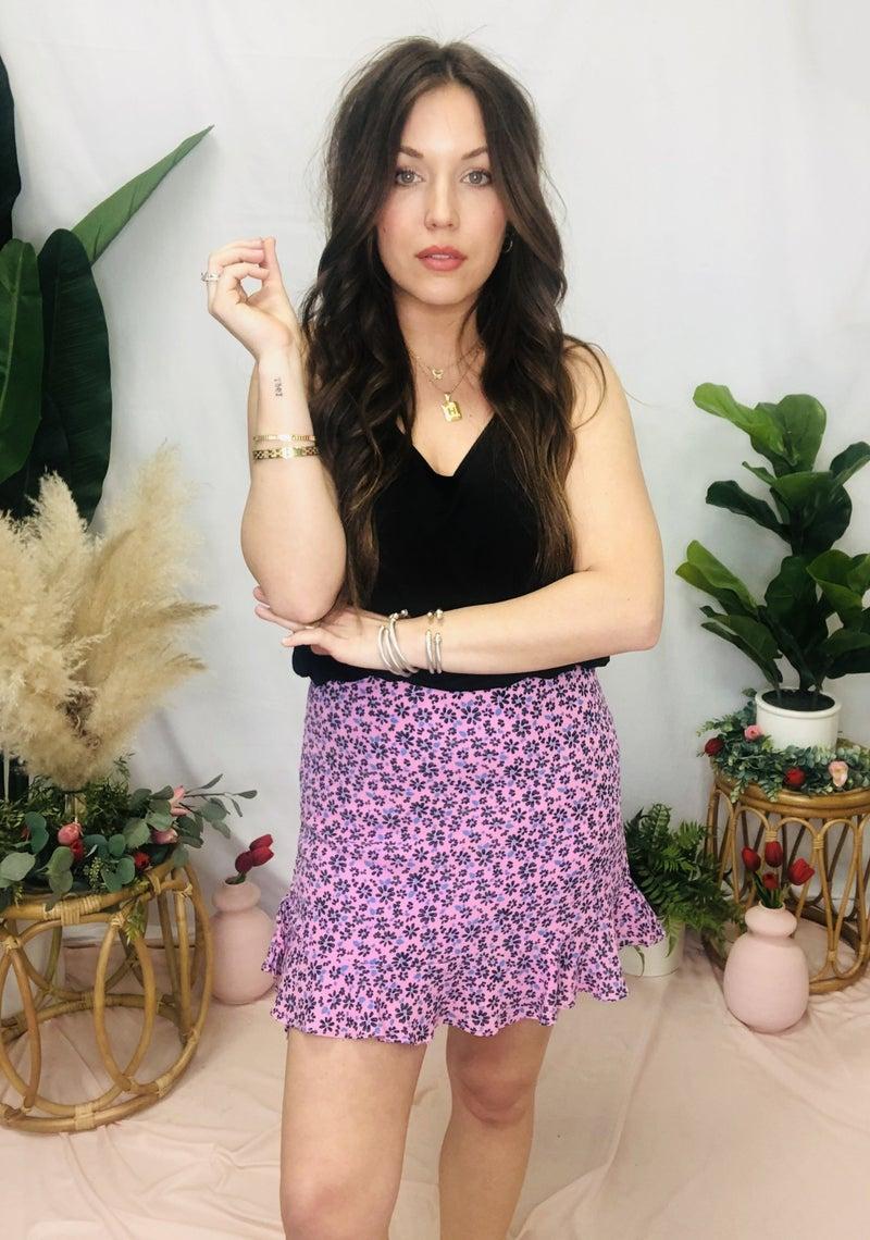 One Way Flirty Skirt