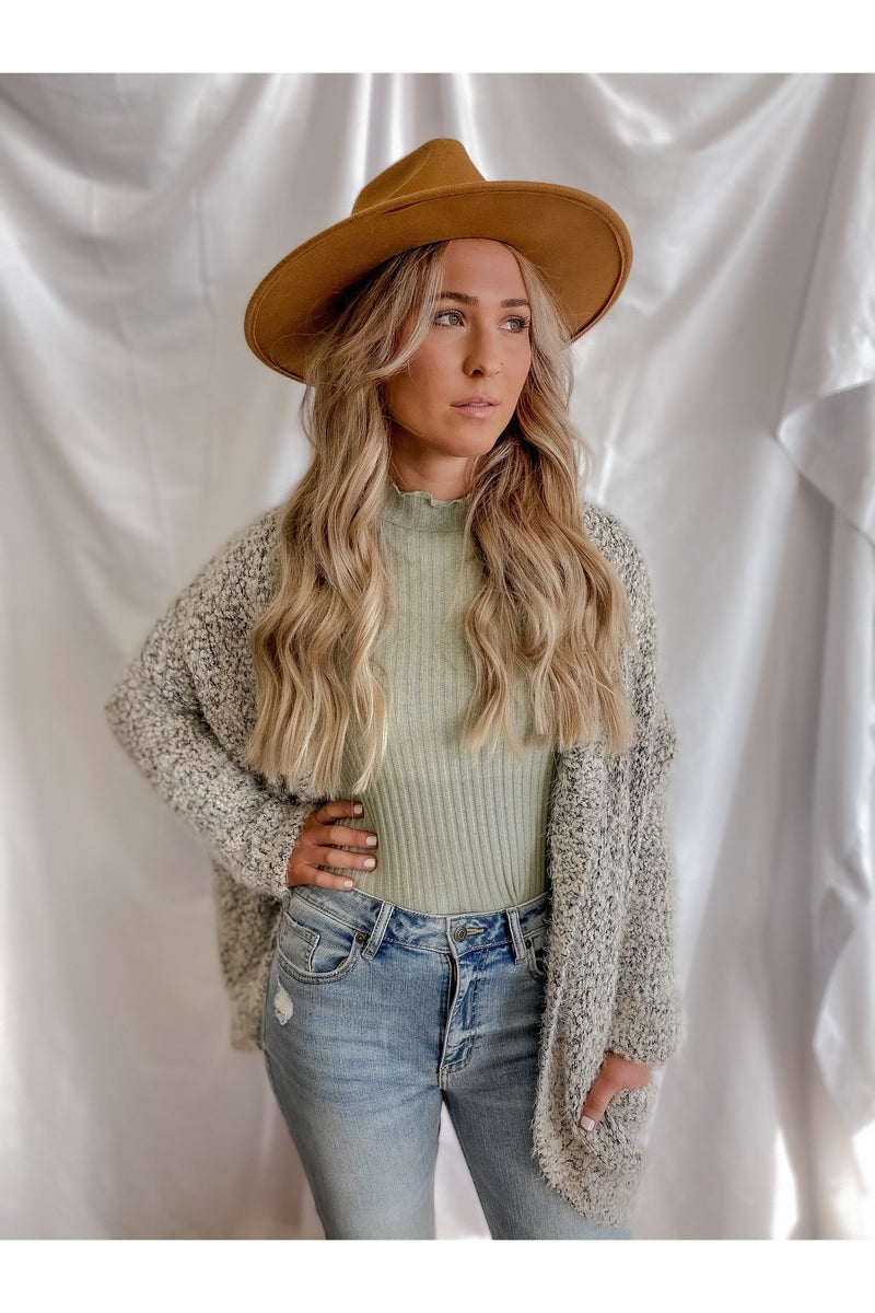 Luxe Soft Cardigan