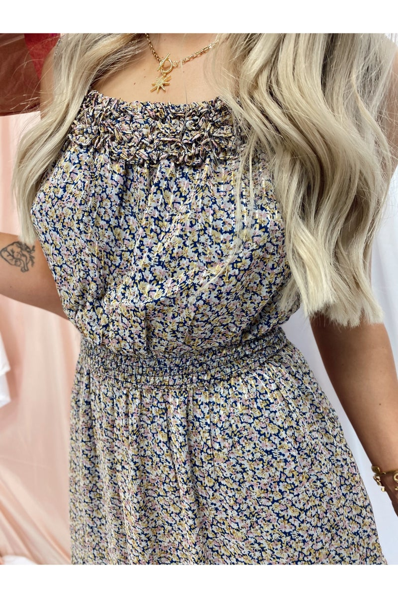 Need Me Floral Dress