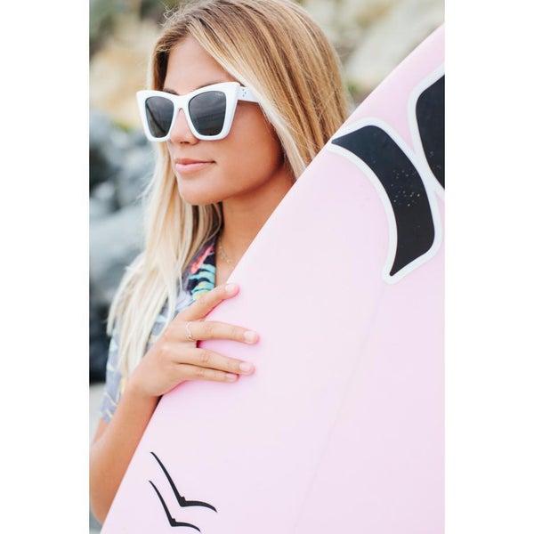 Ashbury Sunglasses White