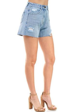 Parker High Rise Shorts