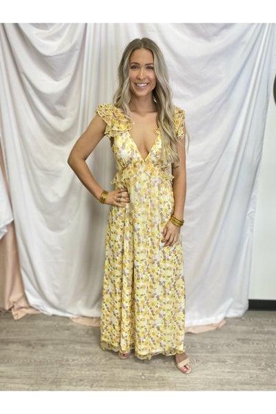 Norah's Getaway Dress