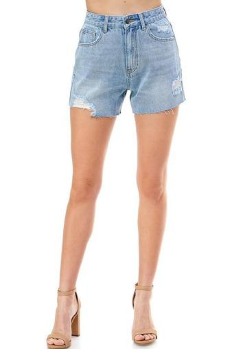 Parker High Rise Shorts