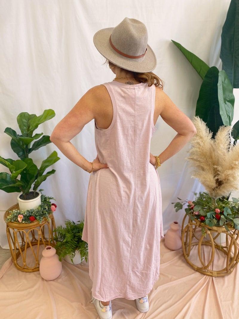 The Reverie Dress Lilac