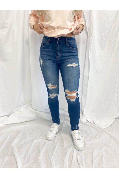 The Broken Jeans
