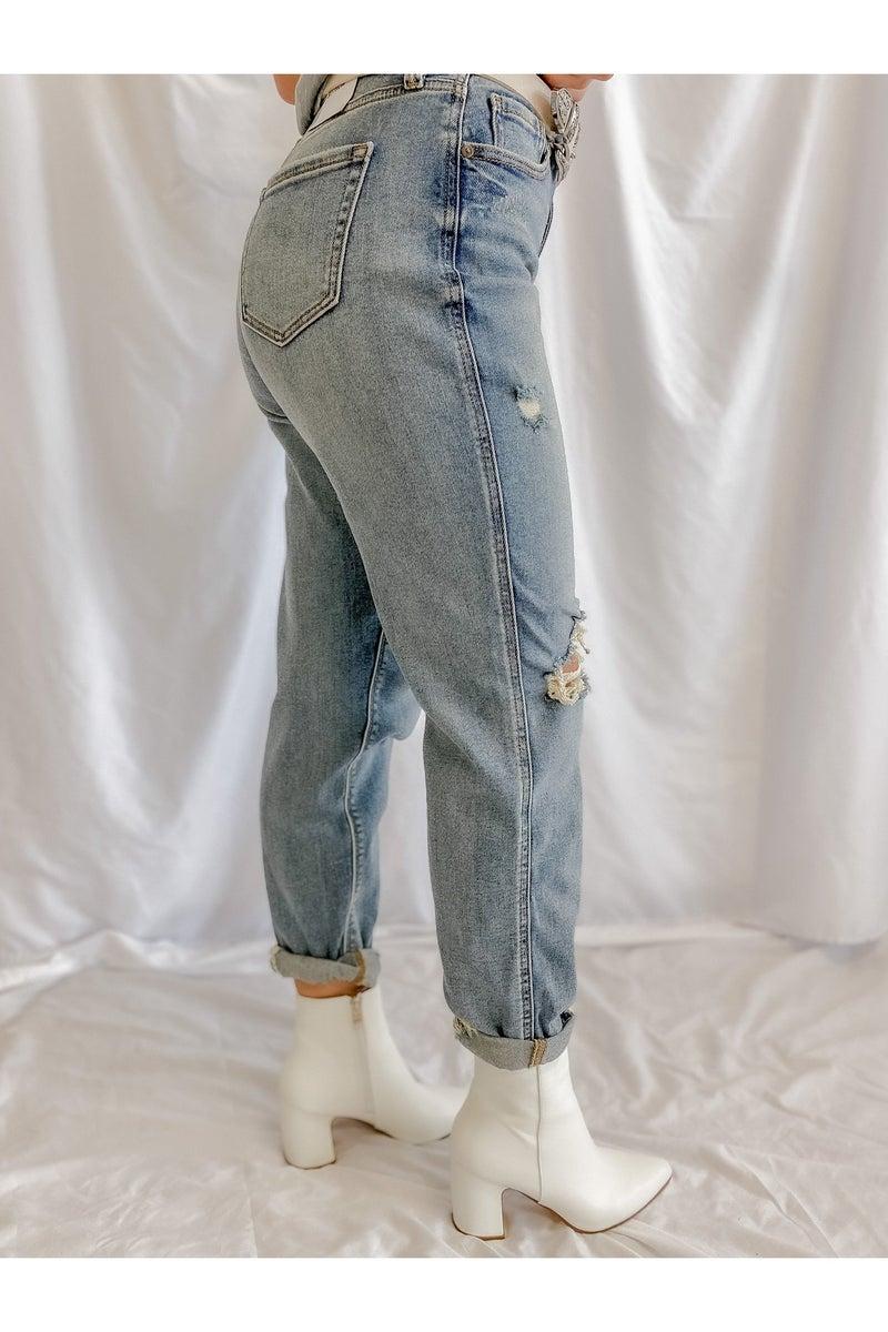 On Fleek Jeans