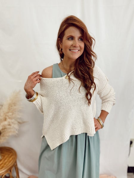Jewel Knit Sweater