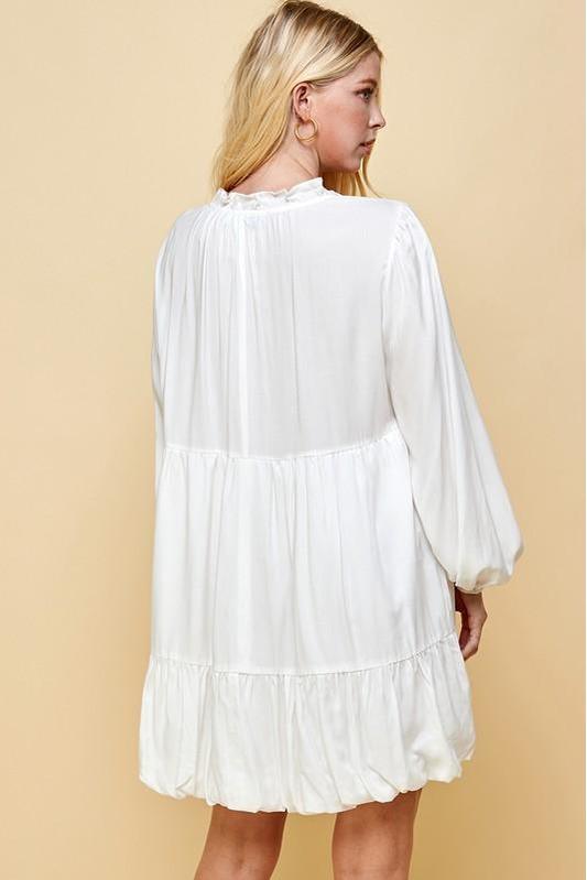 Like A Cloud Dress