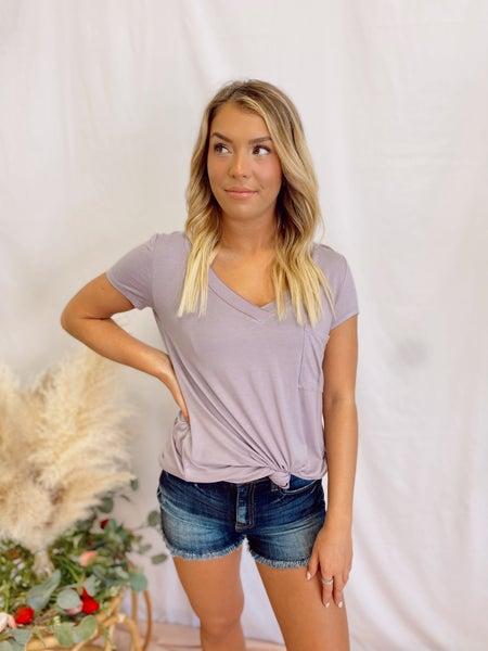Summer Sass Basic Purple