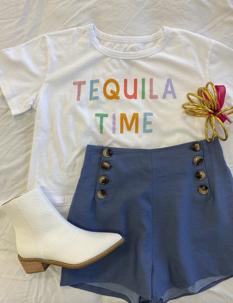 Tequila Time Tee by Buddy Love