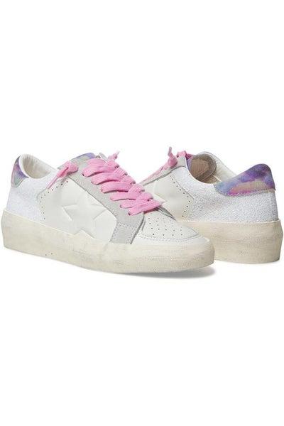 Eve Glitter Sneaker